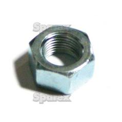 Metric Hexagon Nut, Size: M16 x 2mm (Din 934) Metric Fine