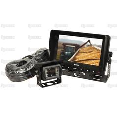 "Wired Reversing Camera System with 7"" LCD Monitor & Camera"