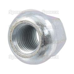 Cone Wheel Nut M14 x 1.5 (Finish BZP Clear Passivation)