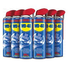 WD-40 Multi-Use Product Smart Straw 450ml x 6