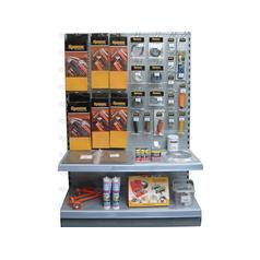 Display Stand Kit - Stock Only, Work Shop (Gondola, Module 16)