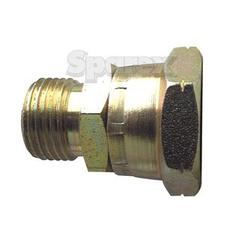 "Hydraulic Adaptor 1/2""BSP male - M14 female"