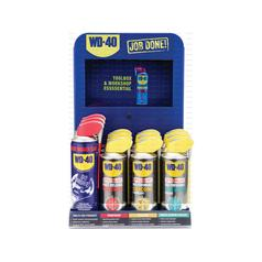 WD-40 12 Can Video Display Unit