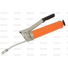 Grease Gun -  (Extra Heavy Duty) supplied with high pressure flexible and rigid tubes