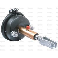Trailer Air/Hydraulic Brake Actuator