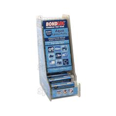 Aqua Epoxy Putty B2007 Display Stand with 24pcs x 50g sticks