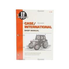 Manual - Case IH, David Brown