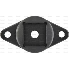 ROKK mini - 48mm Diamond Top Plate