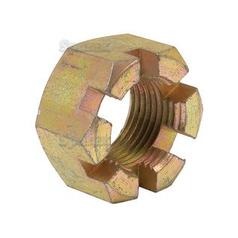 Imperial Castle Nut, Size: 1'' UNF (Din 935) Tensile strength: 8.8