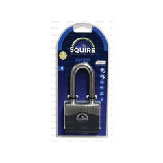 Squire 65/2.5 Warrior Padlock (Security rating: 8)