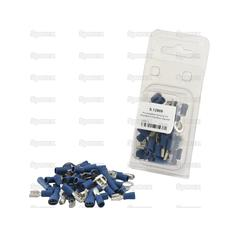 Assorted Insulated Terminals 50 pcs Agripak