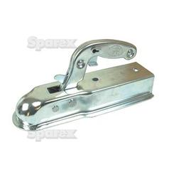 TRAILER HITCH-FEMALE-60X60MM