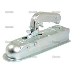 Lockable Trailer Hitch
