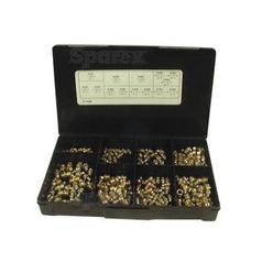 Grease Nipples Kit Metric and Imperial (185pcs.)