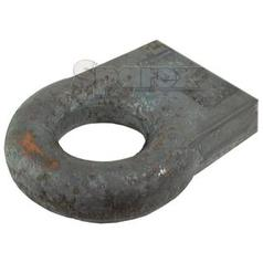 Weld on Towing Eye | Length 125mm, Width 90mm, Thickness 30mm