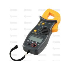 Digital Clamp Meter with Integrated Display