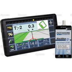 "BlackBox Air - GPS kit  7"" Display, R1 Receiver, G1 Antenna (Guidance & Area Measurement)"