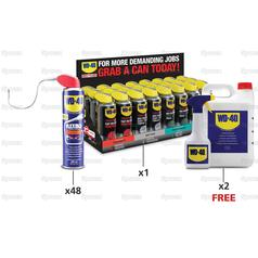 WD40 Specialist Product Range Promotion including the new flexible straw