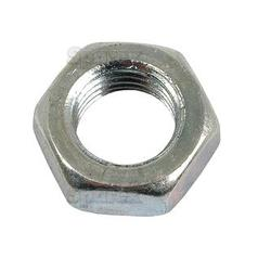 Imperial Half Lock Nut, Size: 3/8'' UNF (Din ) - view 1