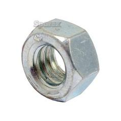 Imperial Hexagon Nut, Size: 5/16'' UNC (Din 934) Tensile strength: 8.8