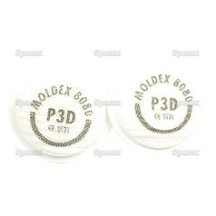 Moldex Spray Mask Filter Pad - P3SL