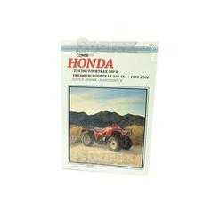 MANUAL-ATV'S HONDA 1988-2000