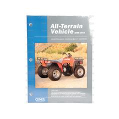 MANUAL-ATV'S 1988-1992 VOL 2