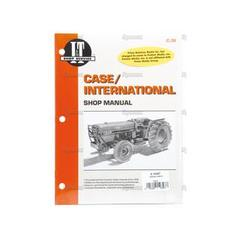 Case Tractor Manual | for  385, 485, 585, 685, 785, 885 Models