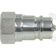 "Hydraulic Quick Release Coupling 1/2""BSP male"
