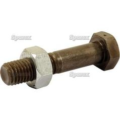 Hex Head Bolt - M14 x 65mm, Tensile strength 14.9