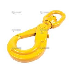 Self Locking Swivel Hook - 8mm