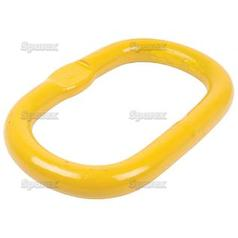Welded Chain Master Link 16mm x 13mm safe working load: 8 tons
