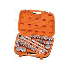 3/4°€™°€™ Drive Ratchet Socket Set (26pcs.)