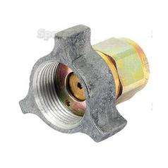 "Dowty type Coupling 3/8"" BSP female"