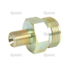 "Exactor type Coupling 1/2""BSP male"