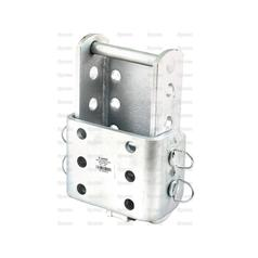 Adjustable Trailer Drop Plate