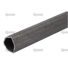 PTO Tube - Triangle Profile , Length: 1M (12507)