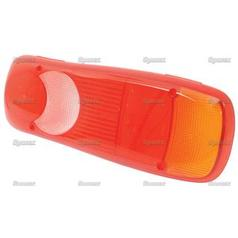 Replacement Lens - Rear Light for S.24886 & S.24887