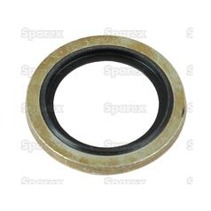 Self centering Bonded Seal, 1/2'' BSP