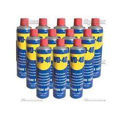 WD-40 Aerosol (600ml) - Case of 12