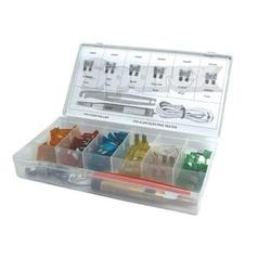 Blade Fuse & Tools Kit Display Box (93pcs.)