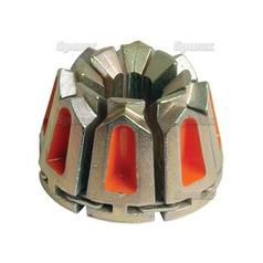 "Parker Hannifin 48 Series Carrycrimp Die Set 5/8"" orange"