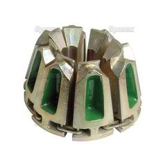 "Parker Hannifin 48 Series Carrycrimp Die Set 3/4"" green"