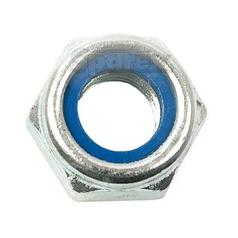 Metric Self Locking Nut, Size: M10 x 1.5mm (Din 985) Metric Coarse