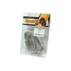 Chain Quick Link 12mm Ø 2 pcs Agripak