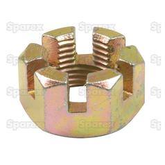 Imperial Castle Nut, Size: 3/4'' UNF (Din 935) Tensile strength: 8.8