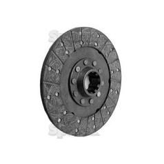 "9"" PTO 10 Spline Clutch Plate 