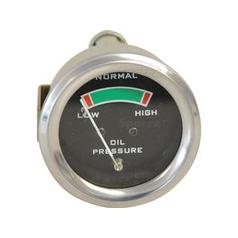 Oil Pressure Gauge (With Light)