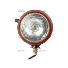 Halogen Head Light - ()