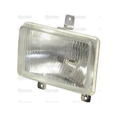 Head Light, RH/LH (RH Dip) | Massey Ferguson (3809346M91, 3824712M91)